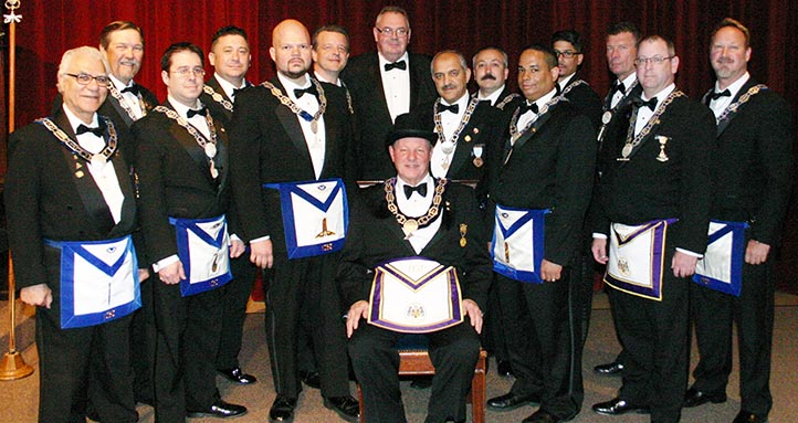 St. John's Officers Installation